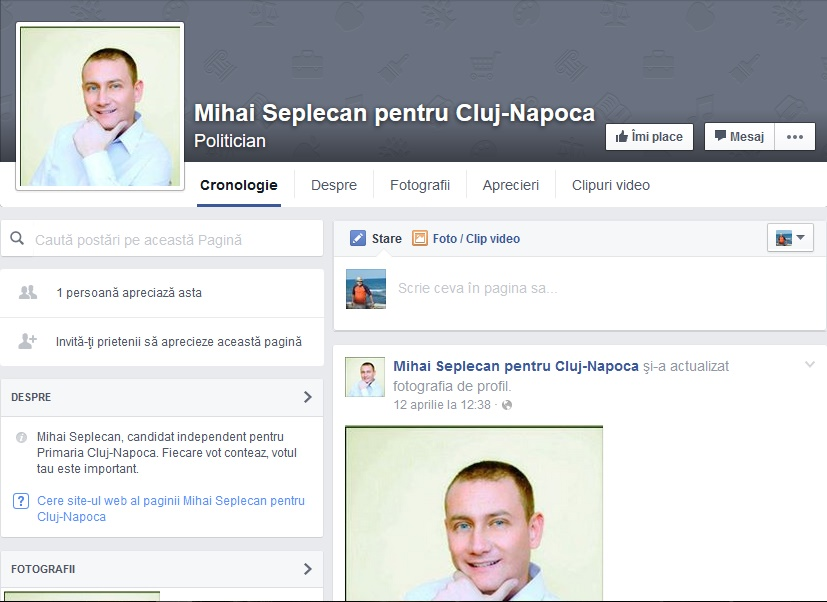 mihai seplecan facebook