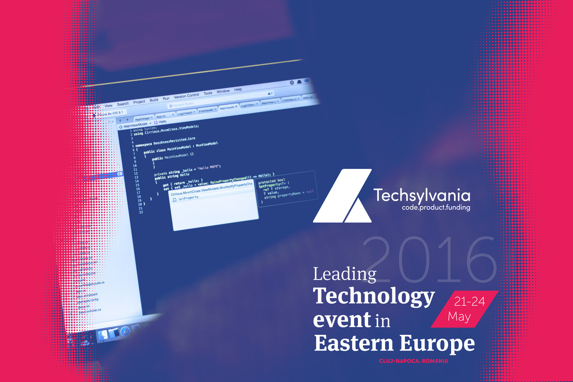 techsylvania 2016 21 24 mai