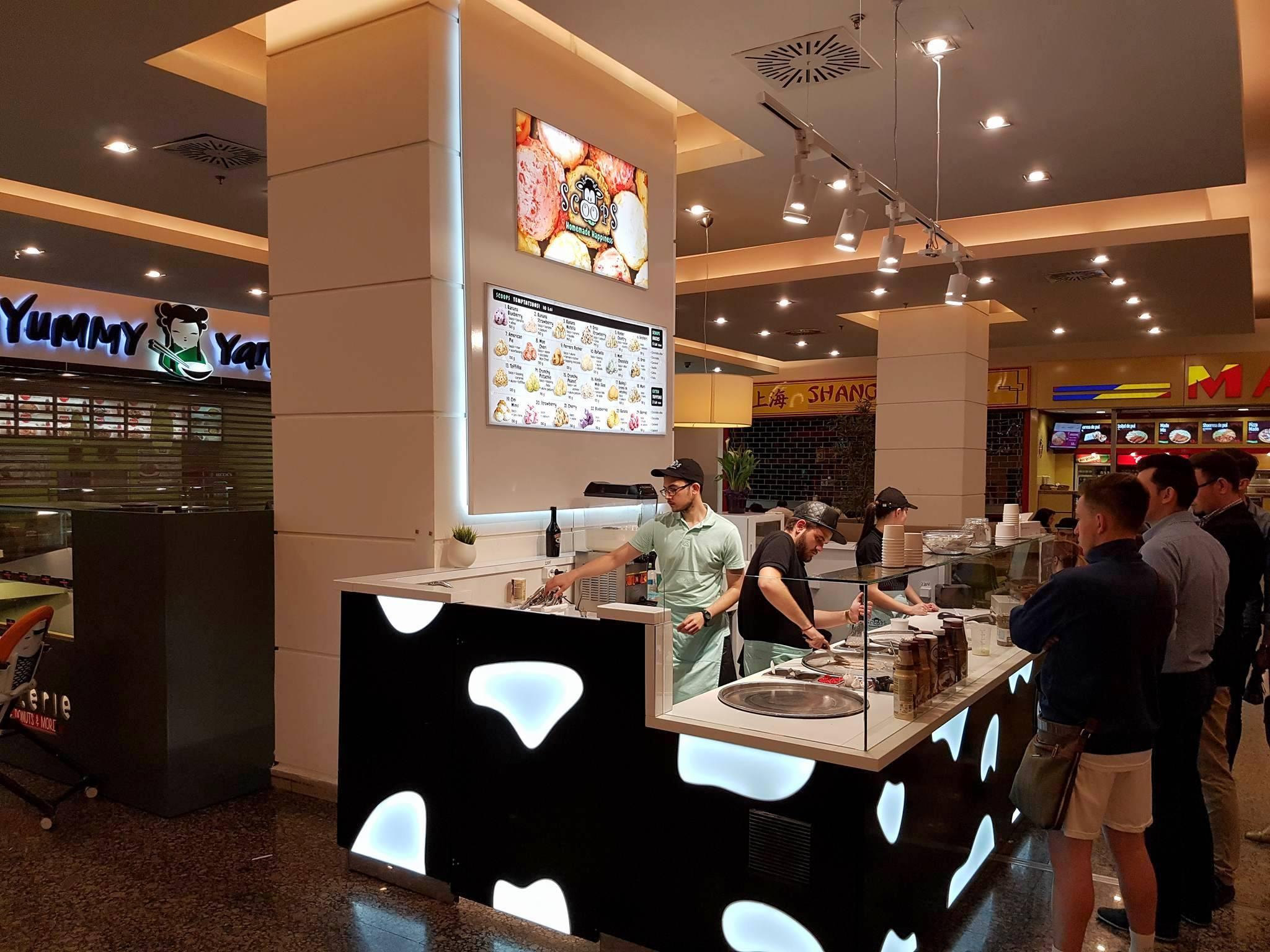 Scoops Iulius Mall Cluj 02