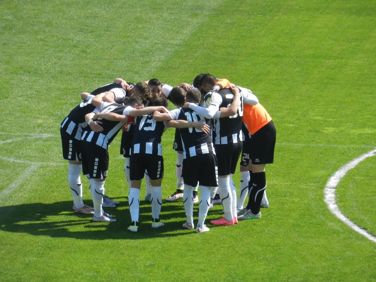 U Cluj 2015-2016