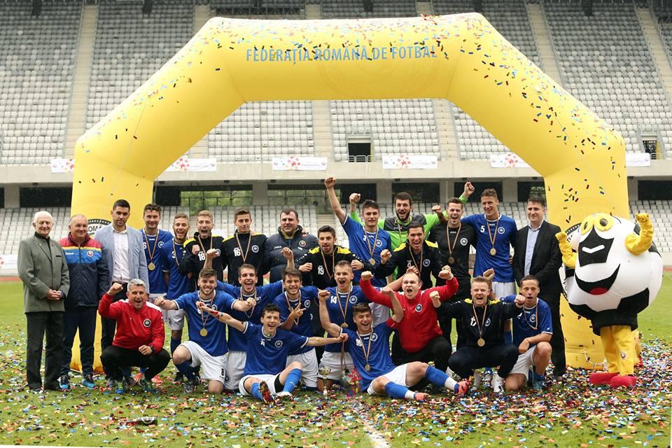 UBB Cluj castigatoare campionatul national universitar 2016