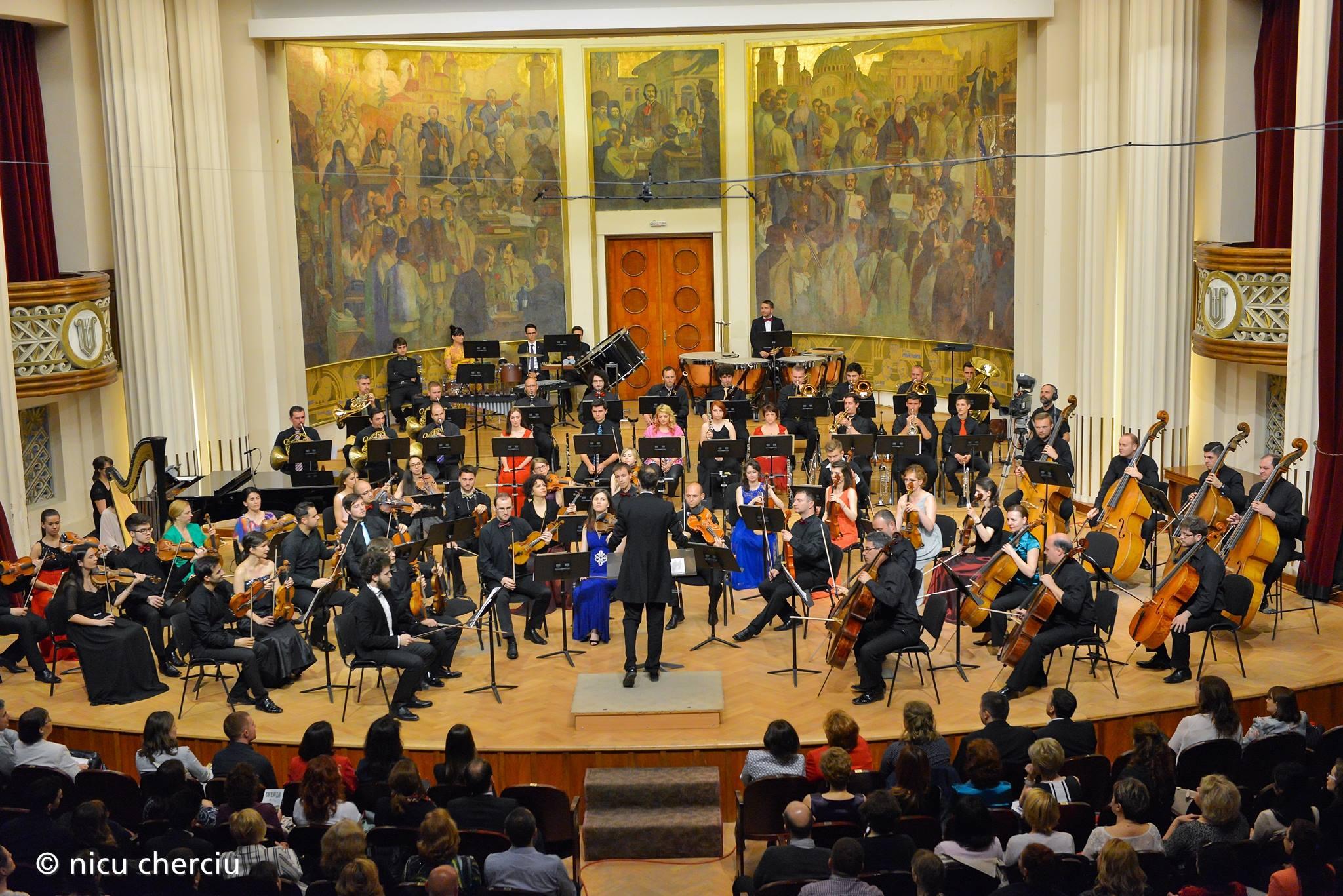 Ziua Europei, sărbătorită la Cluj printr-un concert extraordinar cu Ilian Gârneț, Vlad Agachi și Young Famous Orchestra