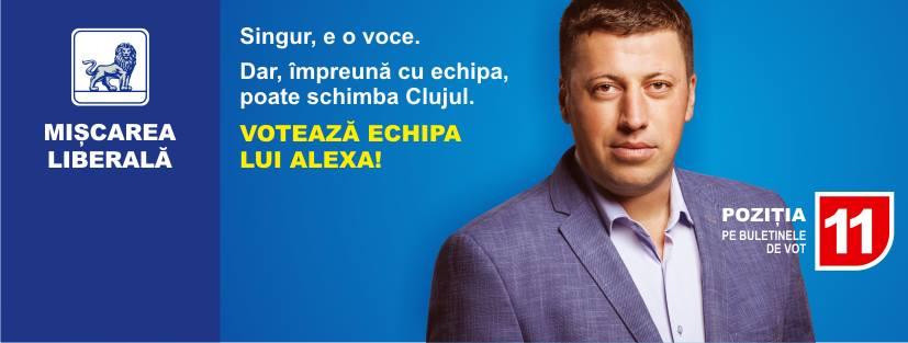 Fapte, nu vorbe! Care sunt principalele realizări din ultimii ani ale candidatului Mișcarea Liberală la Primăria Cluj-Napoca, Liviu Alexa (P)
