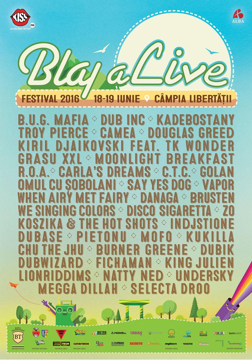 blaj alive 2016