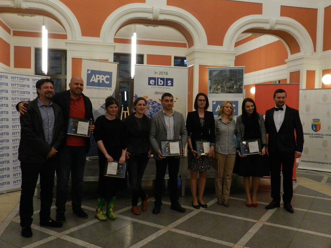 castigatorii premiile APPC 7 mai 2016
