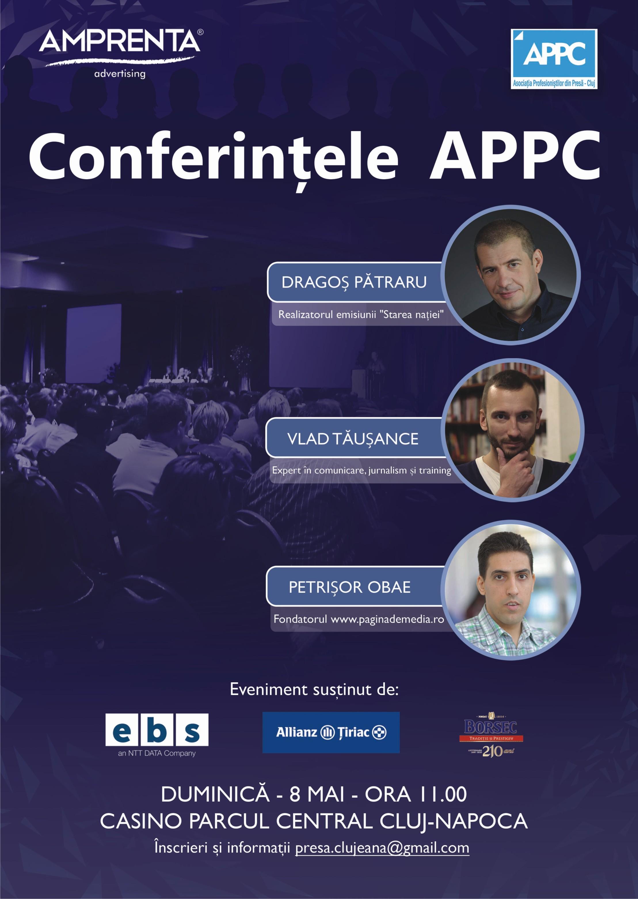 conferinta APPC 2016 8 mai