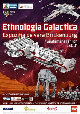 etnologia galactica expozitie lego muzeul etnografic 2016