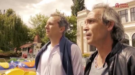 Opera iese în stradă! Campanie atractivă a Operei Naționale Române din Cluj-Napoca pentru promovarea a trei spectacole în aer liber – VIDEO