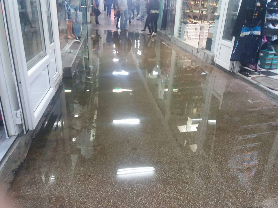 piata marasti inundata