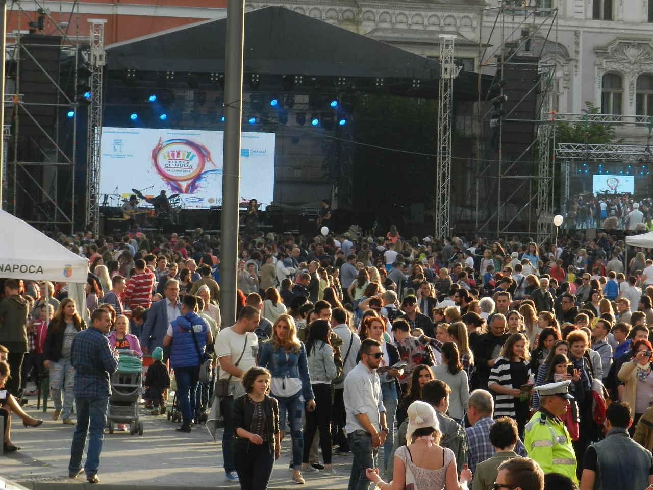 A fost publicat oficial programul Zilelor Clujului (17-20 mai 2018)