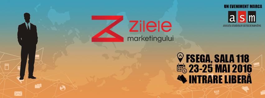 zilele marketingului 2016