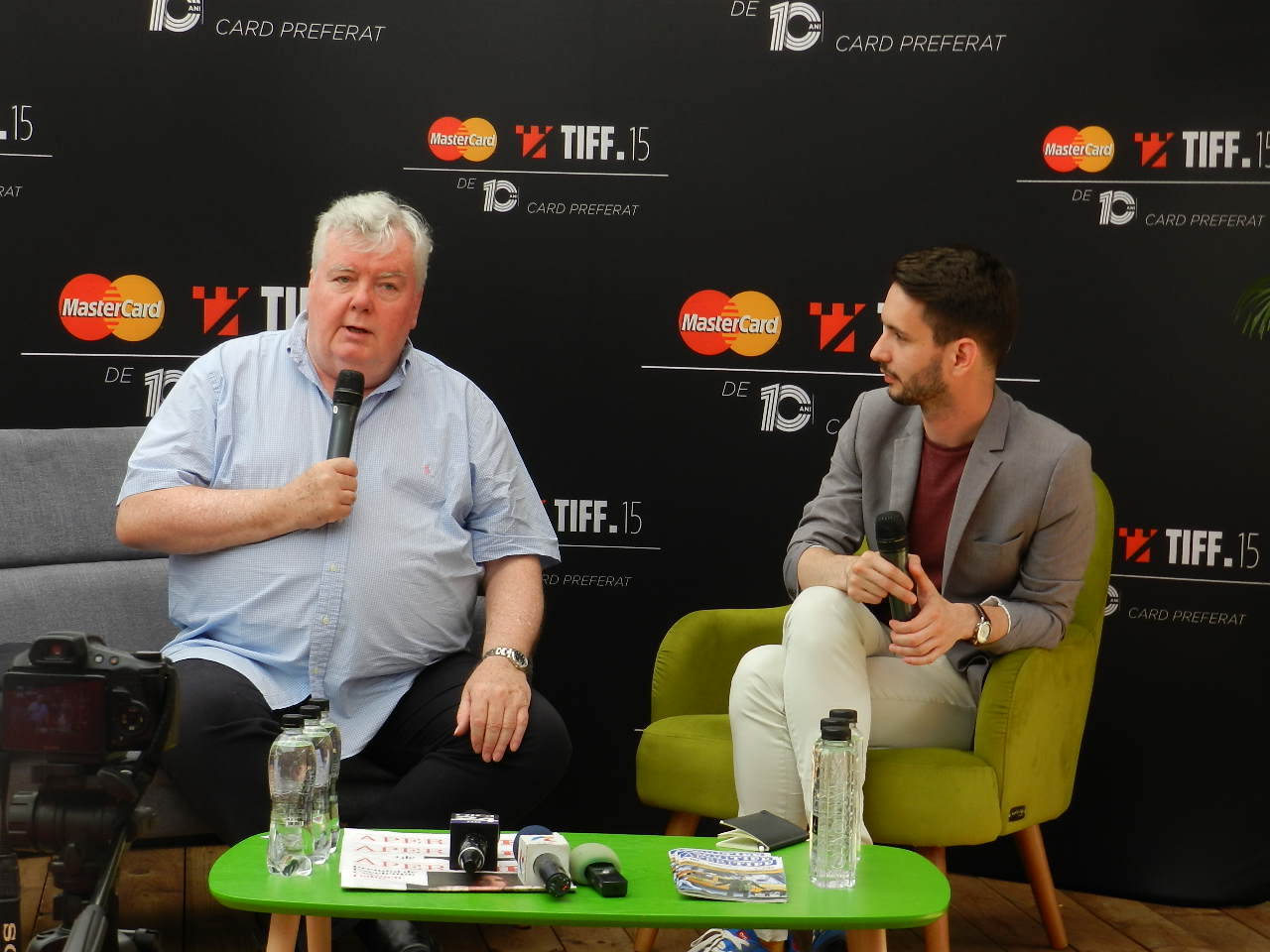 Iain Smith la TIFF 2016
