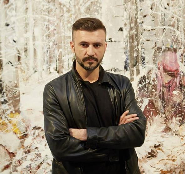 Pictorul român Adrian Ghenie a plătit 1.4 milioane de euro pe o casă în centrul Clujului!