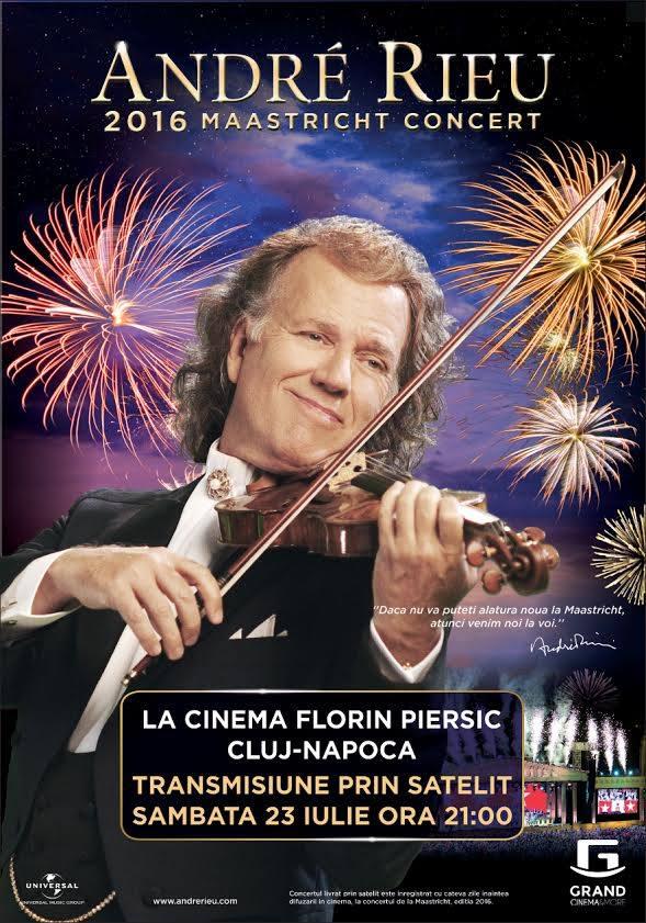 concert andre rieu florin piersic cluj transmisiune