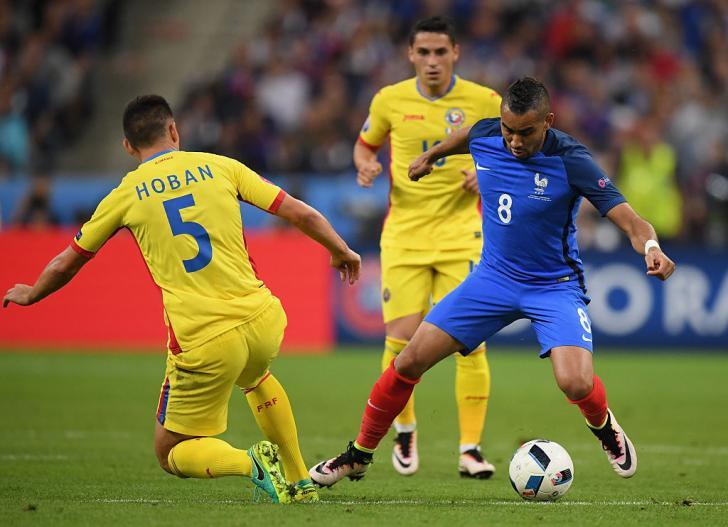 România a evoluat curajos în meciul de deschidere cu Franța de la EURO 2016, dar a fost învinsă în ultimele trei minute
