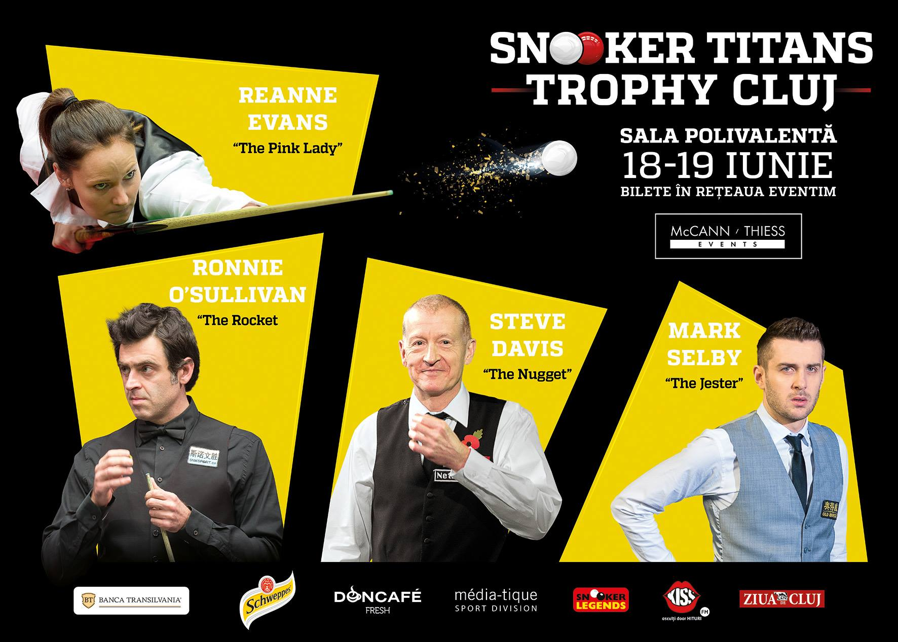 snooker titans trophy 2016 cluj