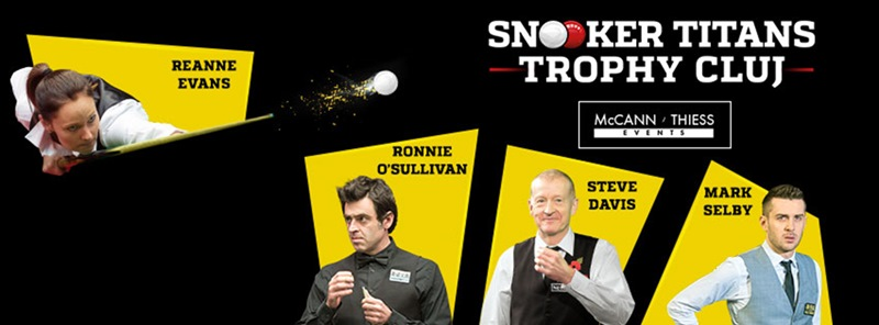 snooker titans trophy cluj 2016