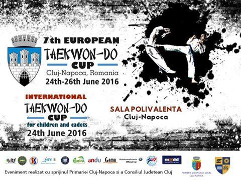 taekwon-do ITF cupa europei 2016