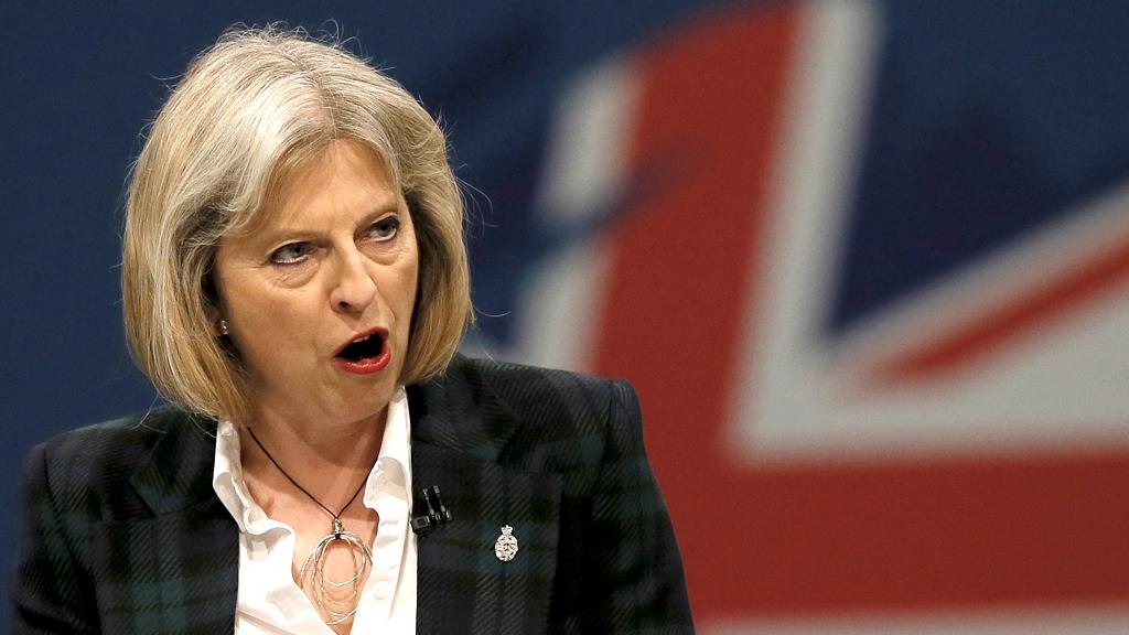 "A doua ""Doamna de fier"" a Marii Britanii! Theresa May, noul premier in locul demisionarului David Cameron"