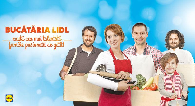 Caravana Lidl caută cea mai talentată familie pasionată de gătit din Cluj (P)