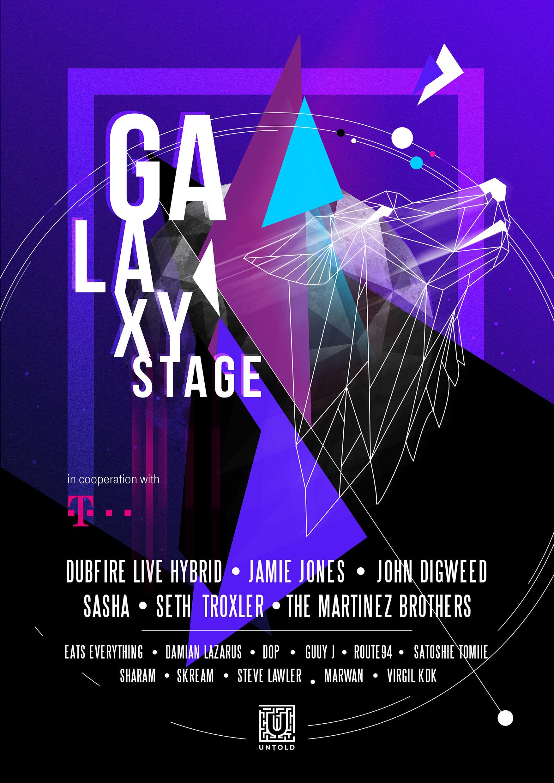 KV Galaxy Stage