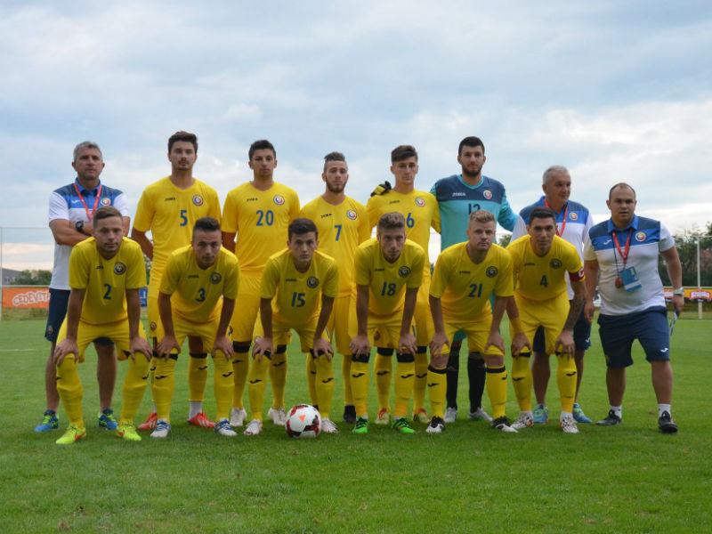 UBB Cluj fotbal campionatul european universitar croatia