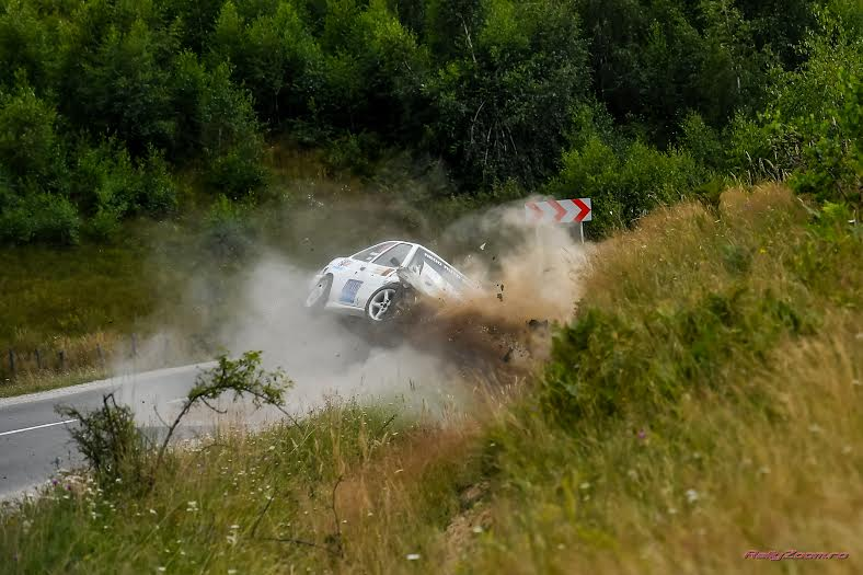 accident transilvania rally 2016