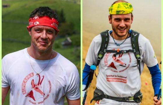 Doi clujeni vor alerga peste 200 de kilometri pe munte pentru copiii bolnavi din taberele Yuppi