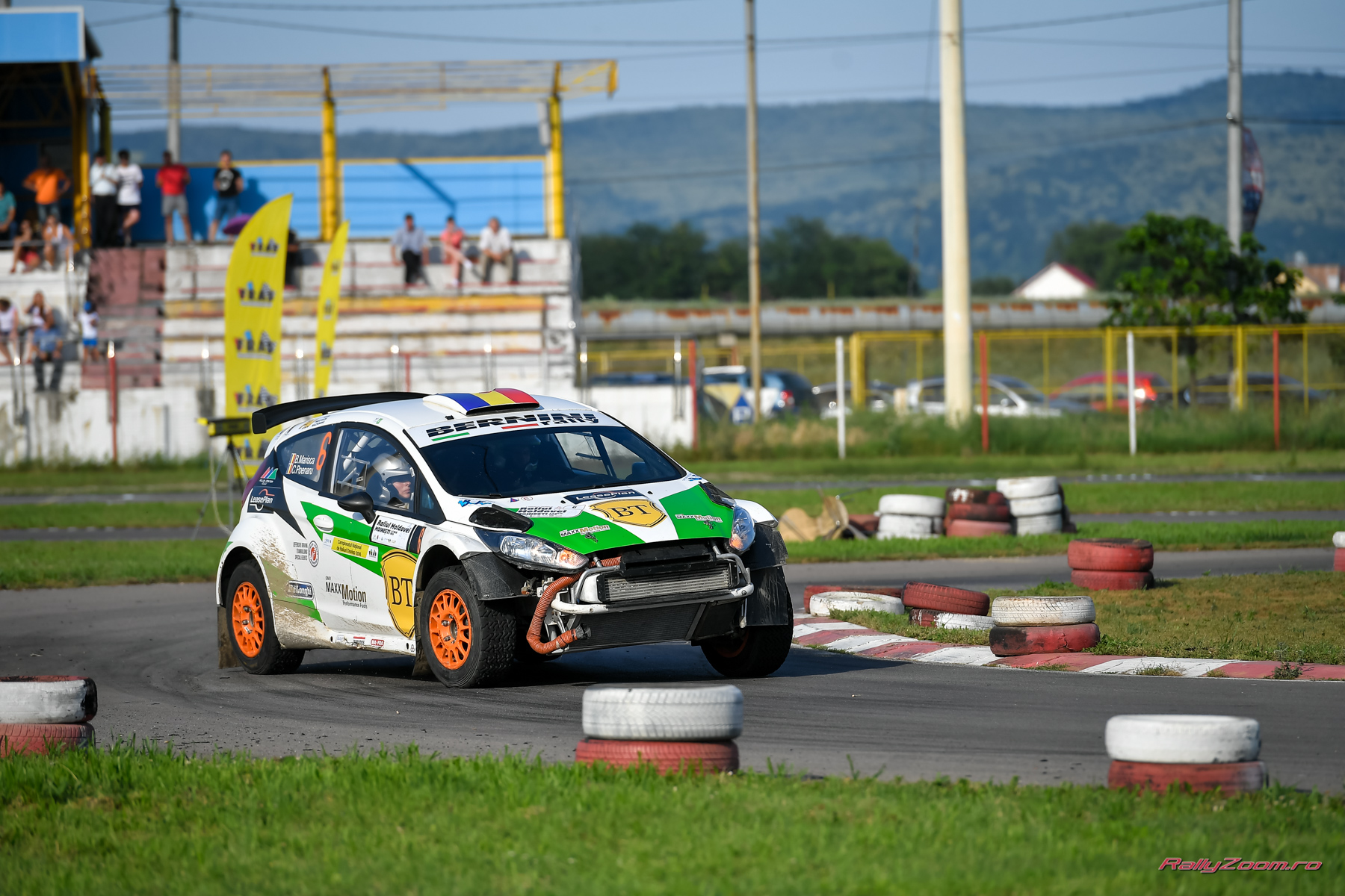 O provocare dublă pentru Napoca Rally Academy la Transilvania Rally 2016