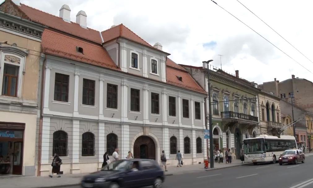 """Municipalitatea clujeana a finalizat lucrarile de modernizare la Școala gimnazială """"Ioan Bob"""" de pe Memorandumului"""