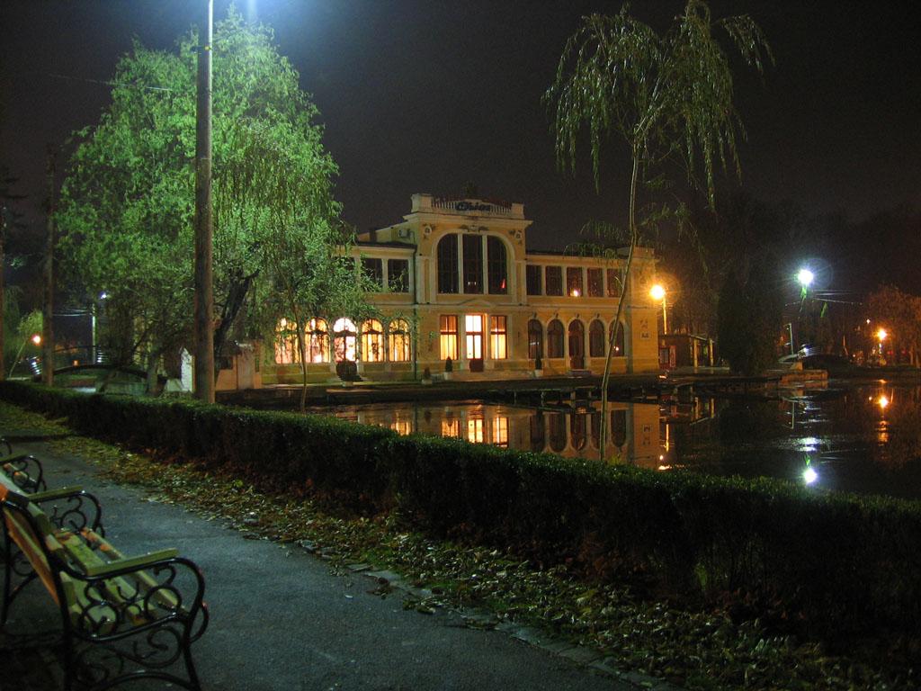 parcul central chios cluj