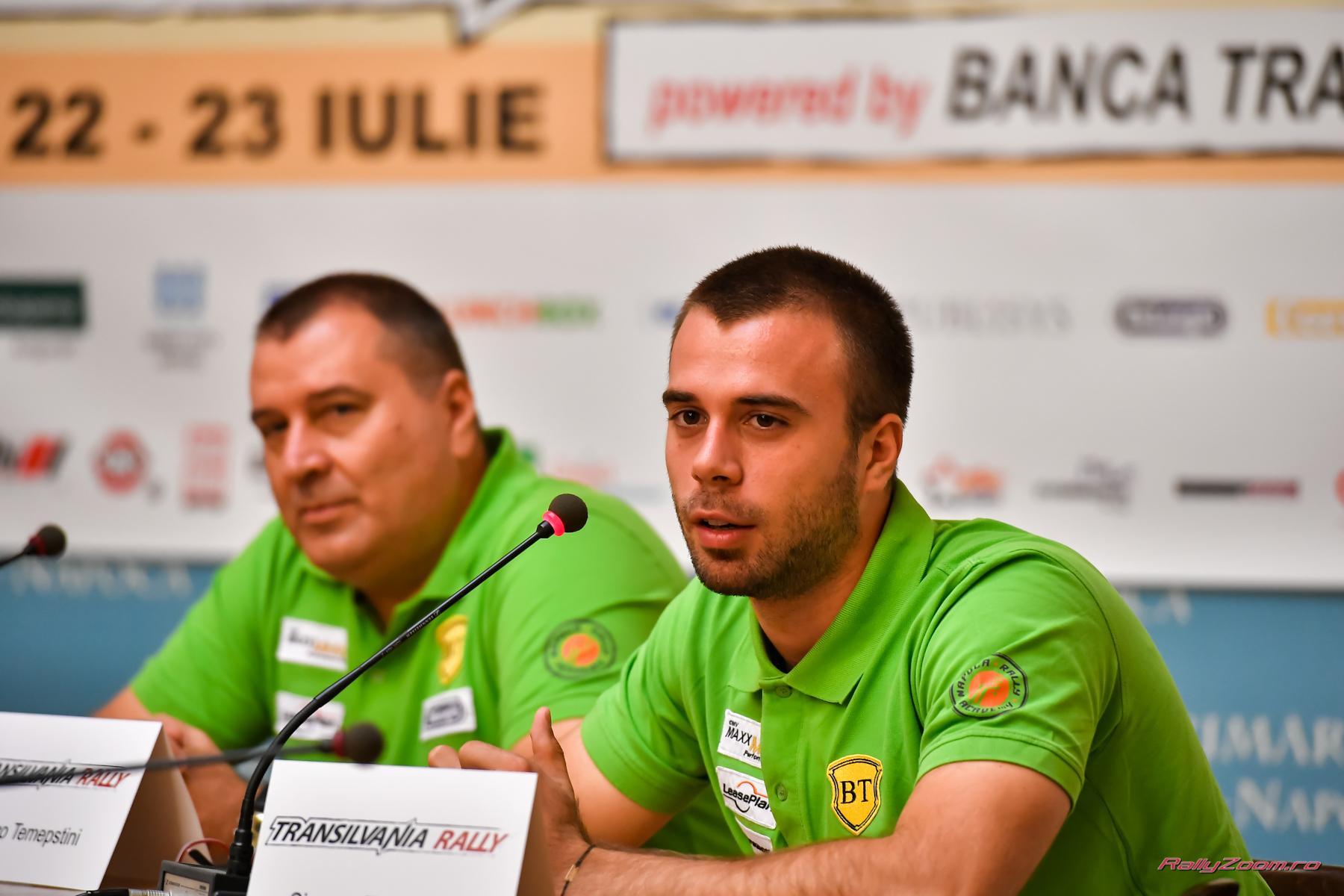Simone Tempestini aduce din nou la Cluj titlu de campion la raliu