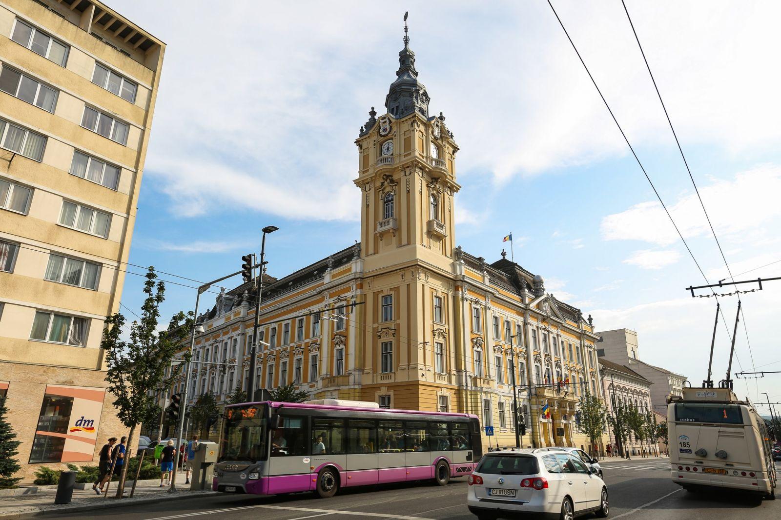 Programul Primăriei Cluj-Napoca în perioada sărbătorilor de iarnă