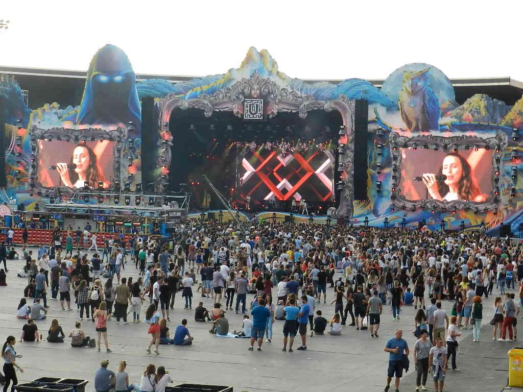 30.000 de turiști străini a adus festivalul UNTOLD la Cluj-Napoca