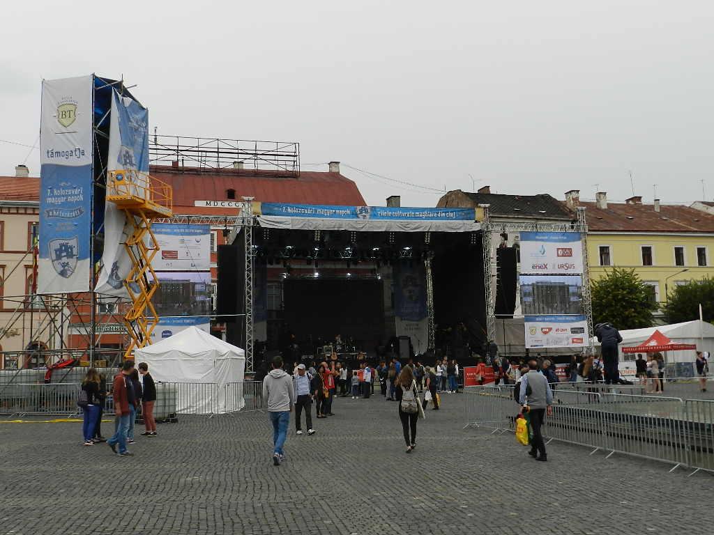 Evenimente recomandate pentru ziua de sâmbătă, 20 august, la Zilele Culturale Maghiare!