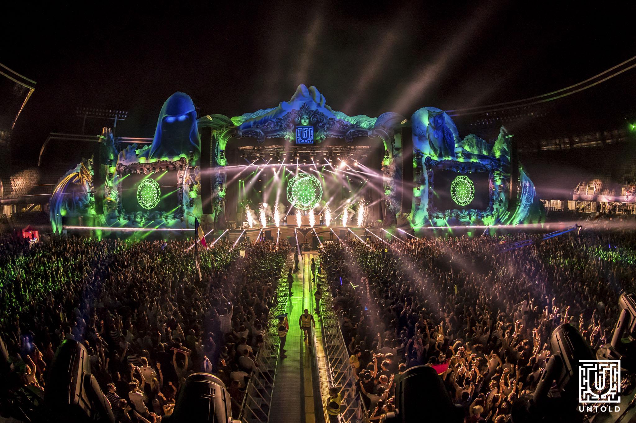DJ-ul olandez Tiësto, impresionat de România după show-ul pe care l-a susținut în prima zi la UNTOLD Festival