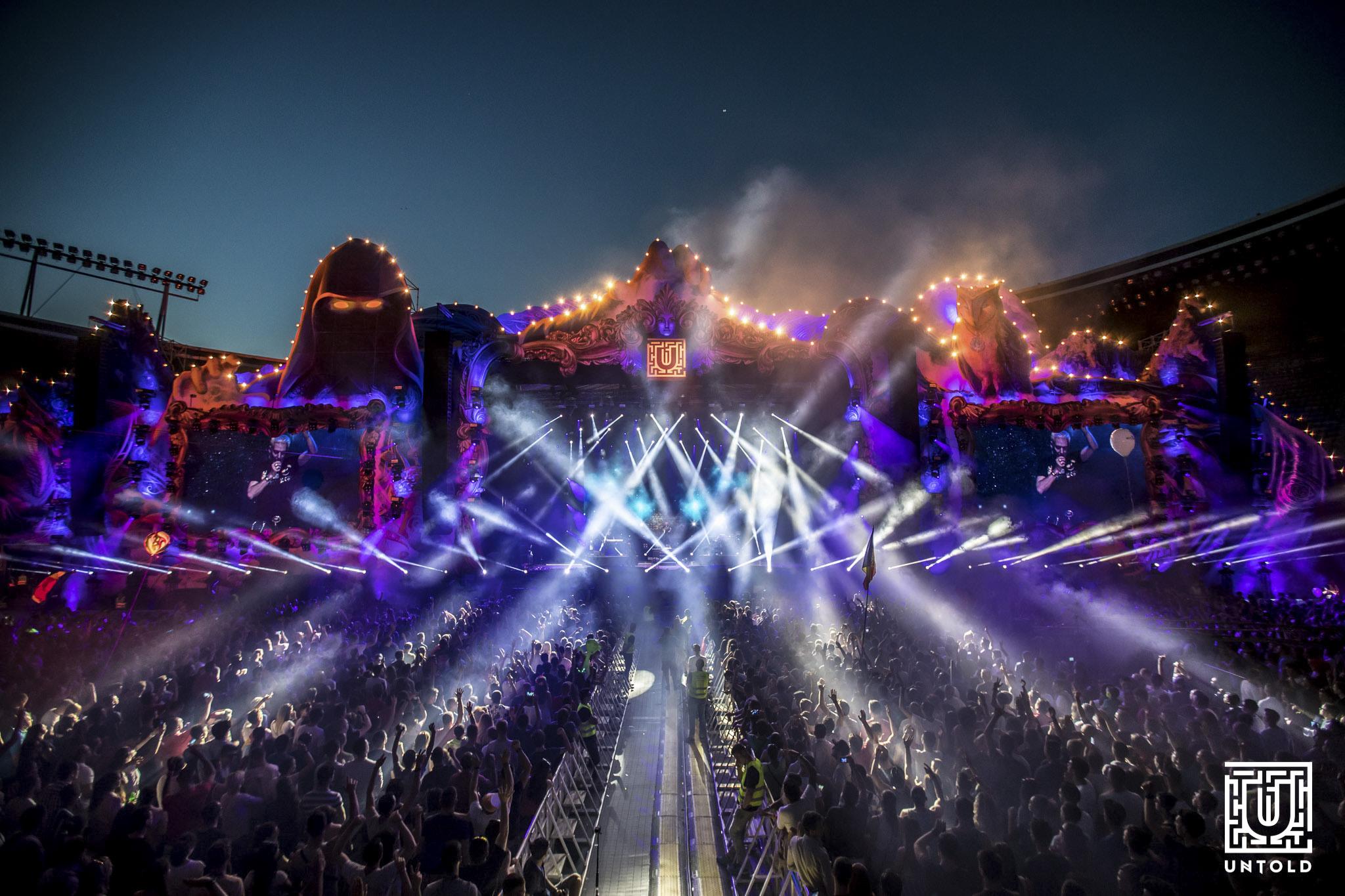 SOLD OUT la UNTOLD 2016 – Peste 75.000 de participanți în ziua a doua a celui mai bun festival din Europa
