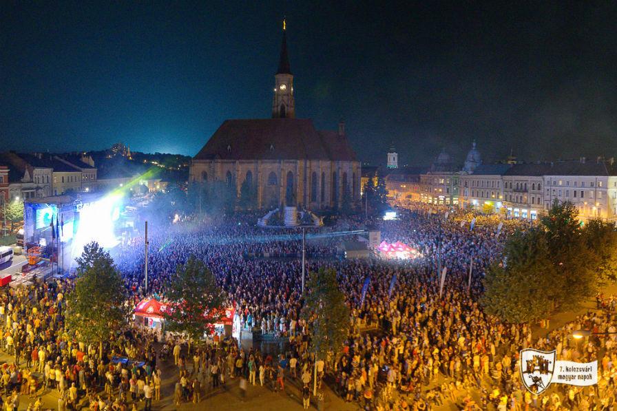 Cifrele ediției a 7-a a Zilelor Culturale Maghiare! Aproximativ 250.000 de persoane au participat la cele peste 500 de evenimente din acest an