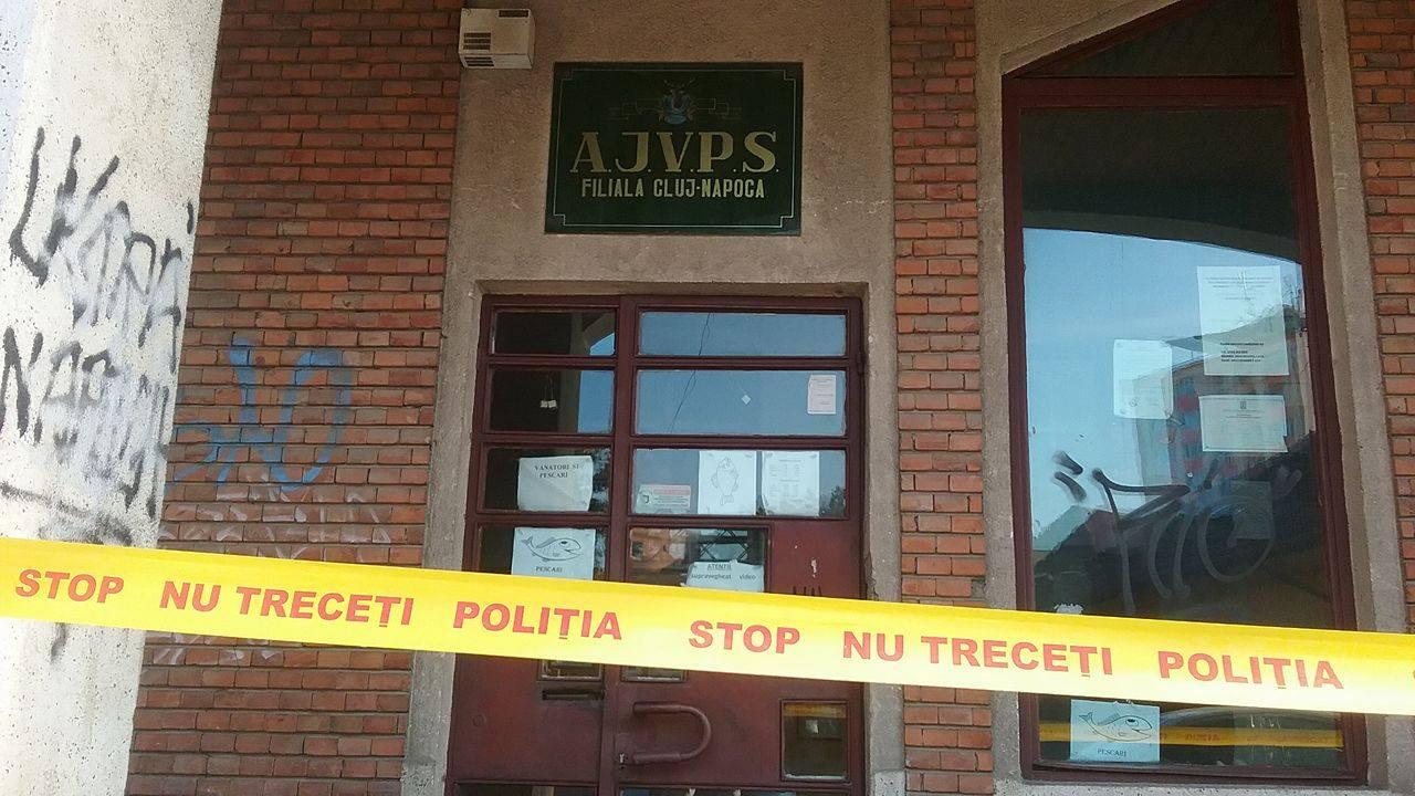 Sinucidere macabră la sediul AJVPS Cluj! Șeful instituției, Ioan Meseșan, s-a împușcat în cap