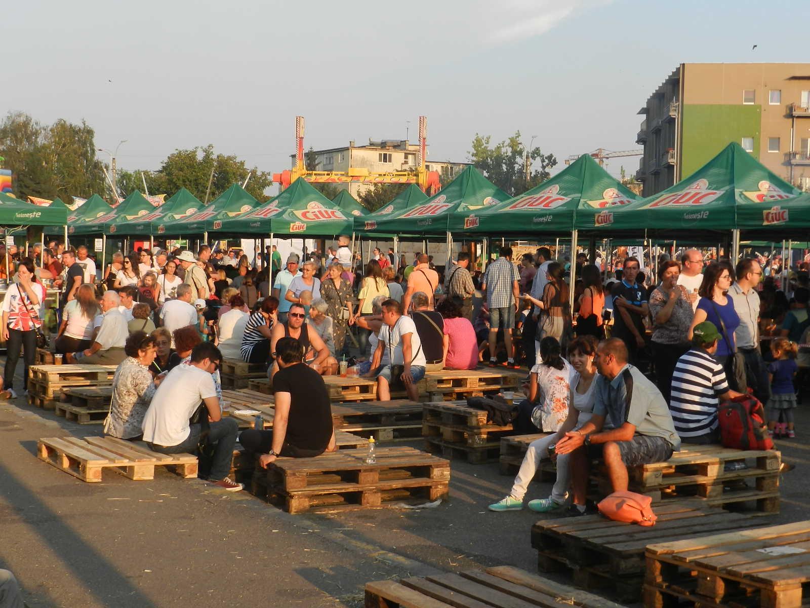 Voltaj a încheiat a 18-a ediție a festivalului Septemberfest cu un concert ca-n vremurile bune pe platoul Sălii Sporturilor – FOTO/VIDEO