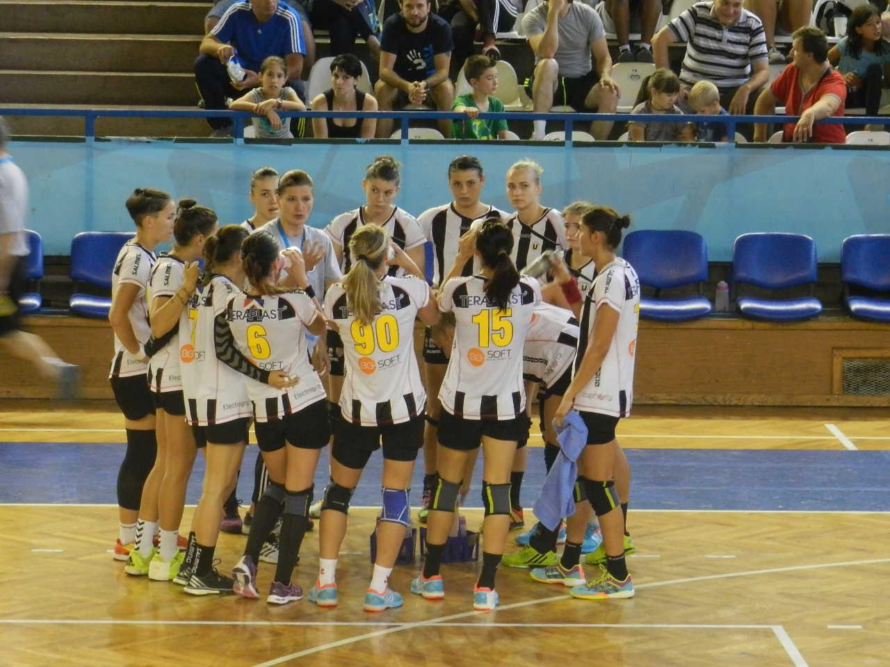 17 septembrie 2016, etapa a 2-a a Ligii Naționale