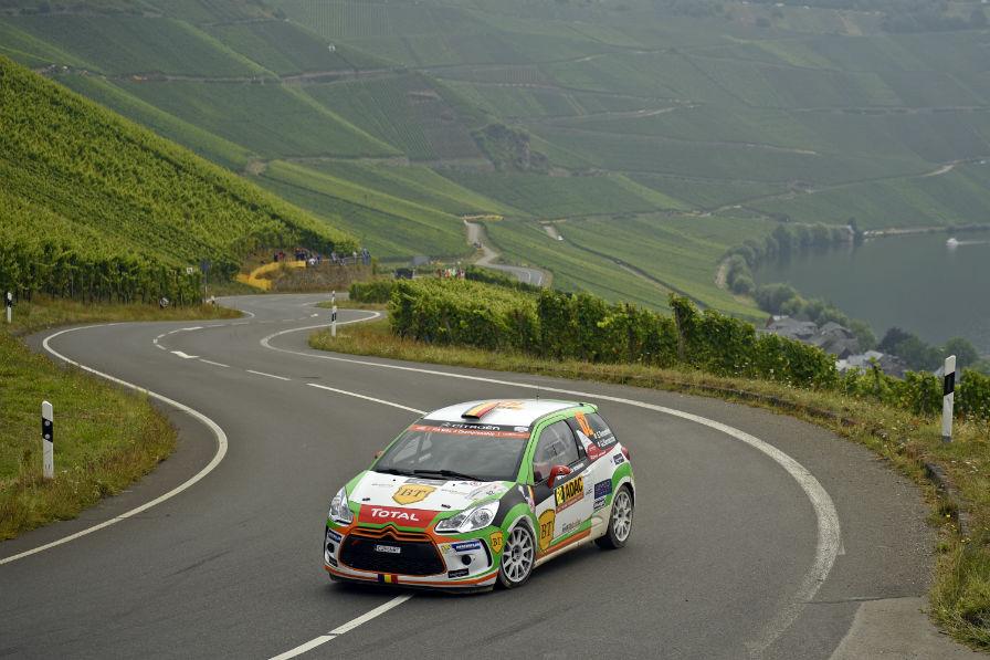 Simone Tempestini atacă ultima etapă din Junior WRC ca cetățean român
