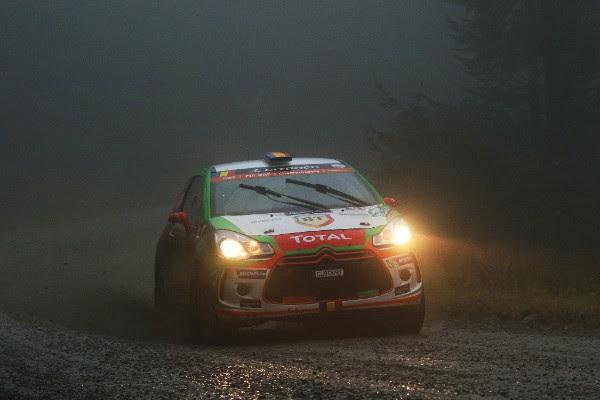 Simone Tempestini a câștigat titlul mondial și în WRC3
