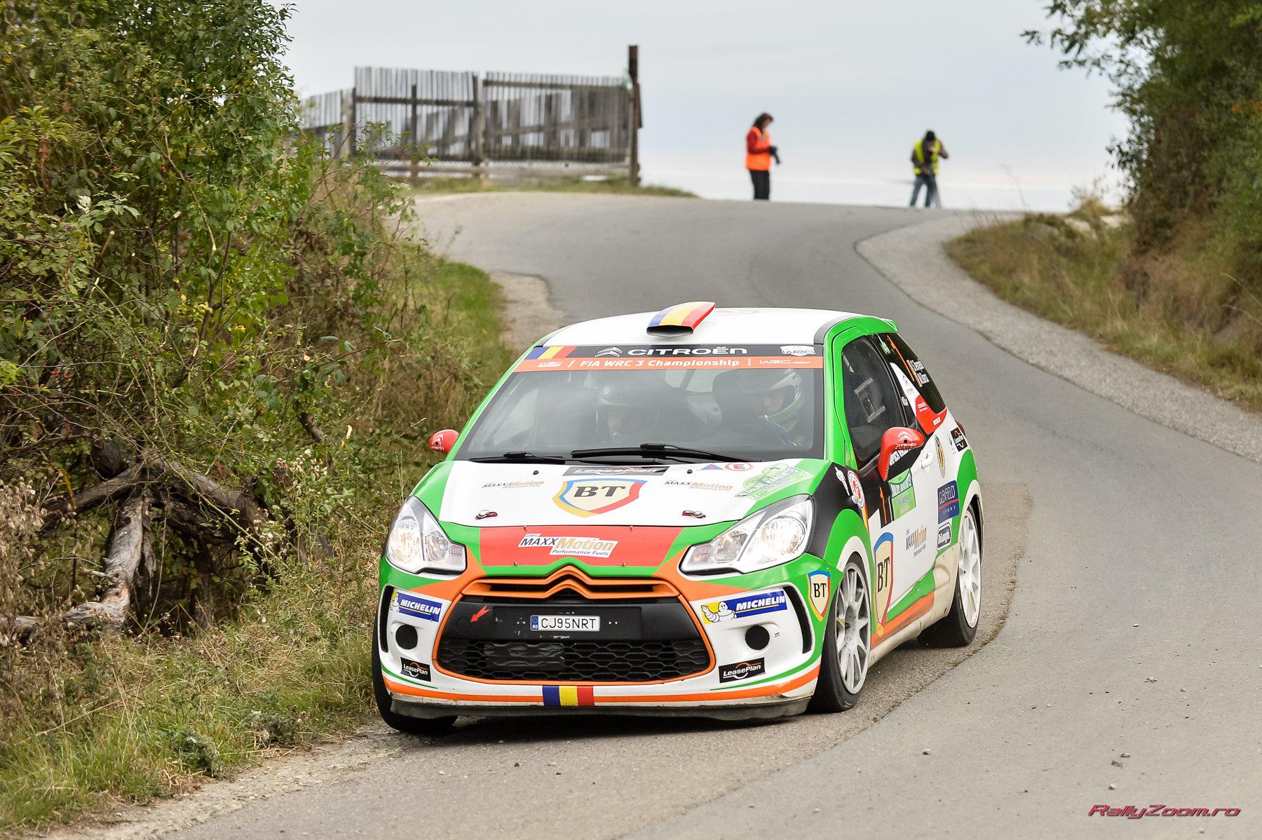 Napoca Rally Academy câştigă titlul pe probe, decizia urmând să fie luată în Comisia de competiţii