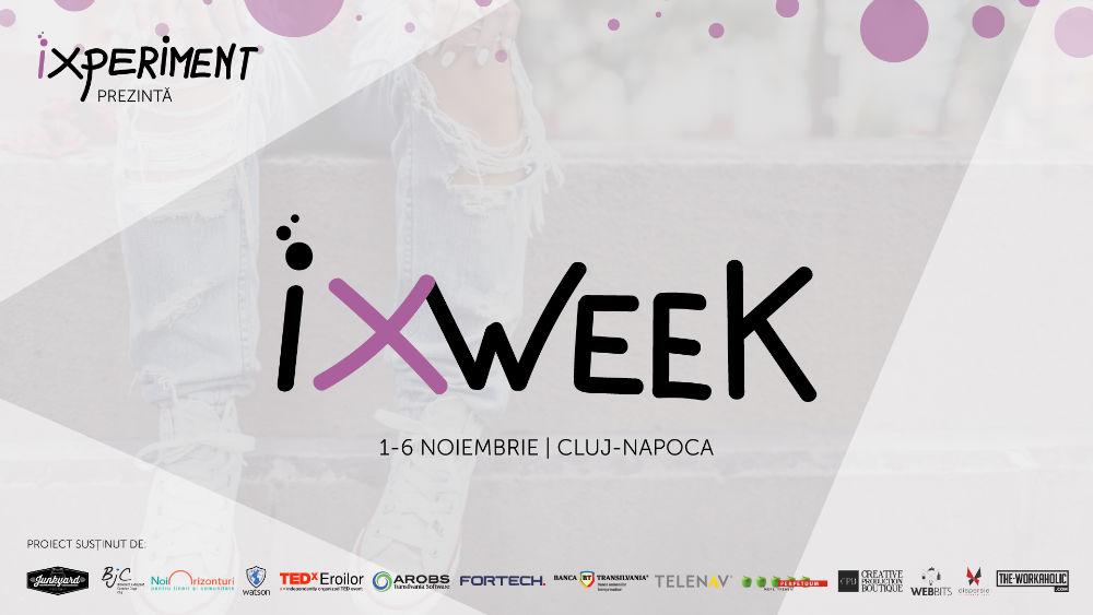 iXweek – Săptămâna care transformă liceenii în antreprenori