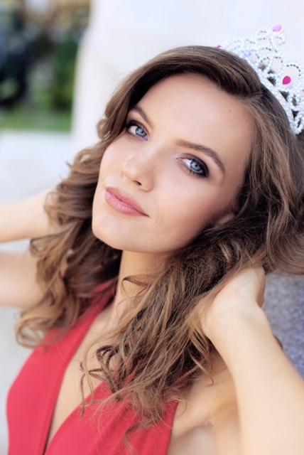 Clujeanca Arianna Mile, în top 30 Miss Model of the World