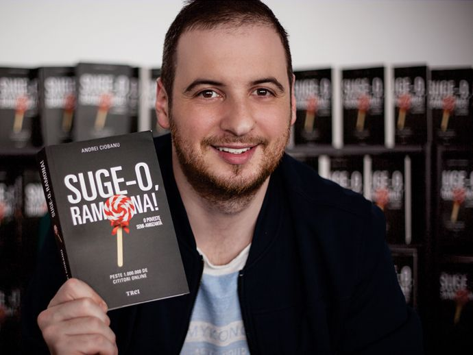 """Cristina Iacob, regizorul comediei #selfie69, începe castingul pentru următorul său film, """"Suge-o, Ramona""""! Vezi cand ajunge si la Cluj"""