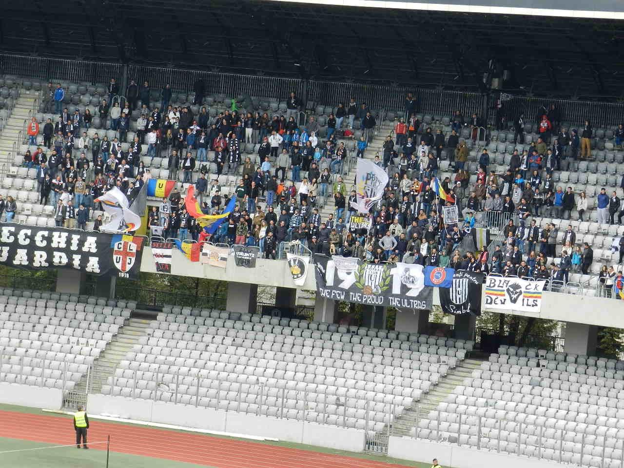 """Proiectul """"socios"""" a adus peste 50.000 lei la """"U"""" Cluj într-o lună – Peste 500 de suporteri au devenit membri cotizanți ai clubului!"""
