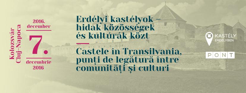 Dezbatere la Cluj: Castele în Transilvania – punți de legătură între comunități și culturi