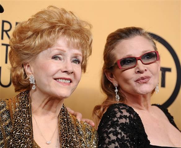 Actrița Debbie Reynolds a murit, la o zi după decesul fiicei sale Carrie Fisher